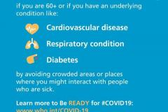Be safe from #Coronavirus