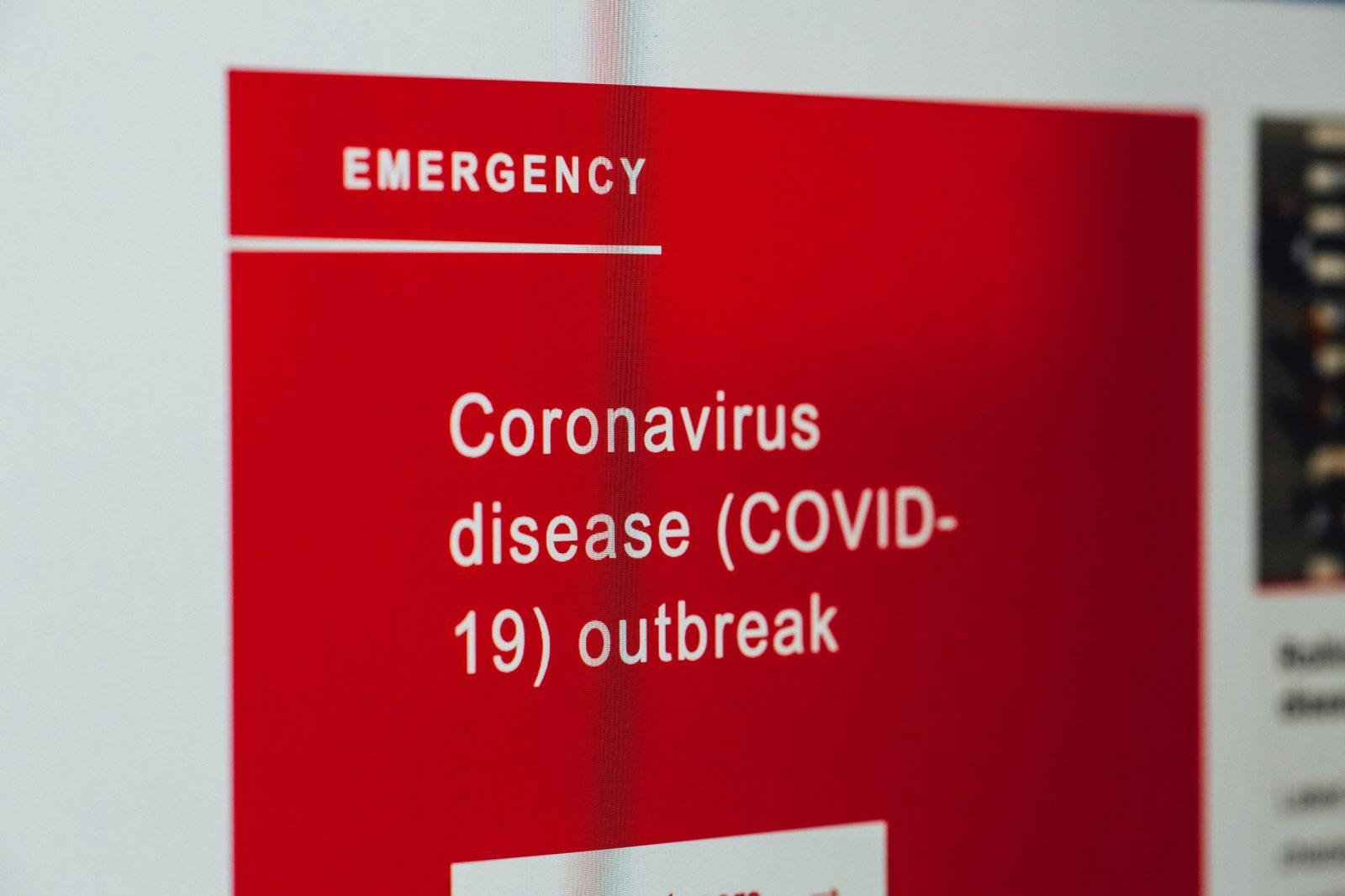 covid-19 emergency